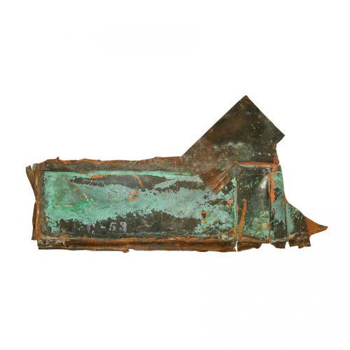 fragment recyclé no C - 53 | cire , huile , crayon | 2015