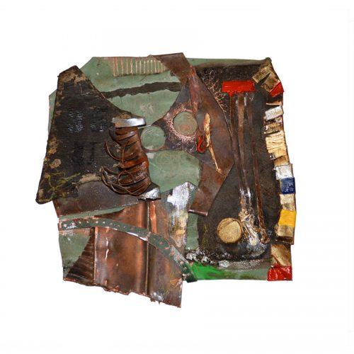 Morceau no MR -763 | cire , huile , crayon | 2013
